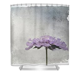 Shower Curtain featuring the photograph Lilac by Annie Snel