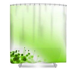 Limelight Shower Curtain