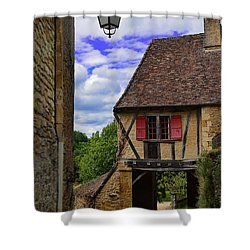 Limeuil En Perigord Shower Curtain by Dany Lison