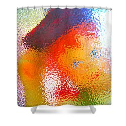 Shower Curtain featuring the photograph Little Cowgirl by John King