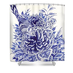 Little Curiosity Shower Curtain