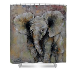 Little Giant Shower Curtain
