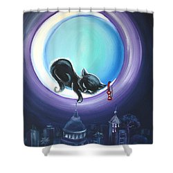 Little Nap Shower Curtain
