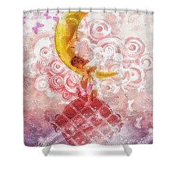 Little Princess Shower Curtain