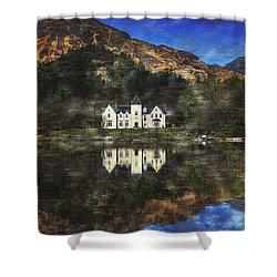 Loch Shiel Mk.2 Shower Curtain