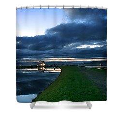 Lock House Shower Curtain