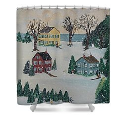 Looking For A Tree Shower Curtain