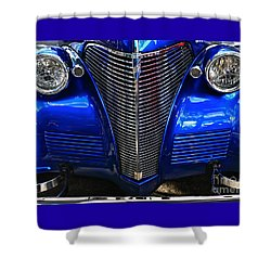1930's Chevy Custom Shower Curtain