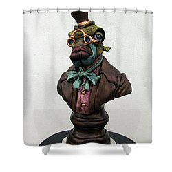 Lord Finn Ribblescale Shower Curtain by Patrick Anthony Pierson