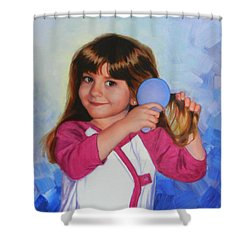 Lorena Shower Curtain