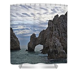Los Arcos In Cabo San Lucas Shower Curtain