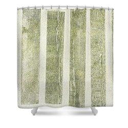 Lost But Not Broken Shower Curtain by Brett Pfister