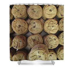 Lotta Cookies Shower Curtain