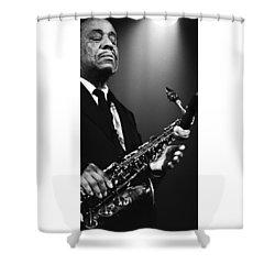 Lou Donaldson 1 Shower Curtain