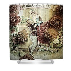 Lovers Number Two Shower Curtain