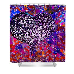 Love's Abyss And All About This Shower Curtain