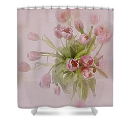 Love's Reach Shower Curtain by A New Focus Photography