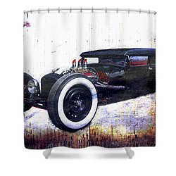 Low Boy V3.0 Shower Curtain
