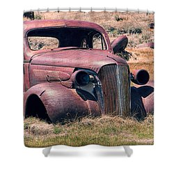 Shower Curtain featuring the photograph Low Rider by Steven Bateson