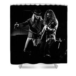 Ls Spo #57 Shower Curtain