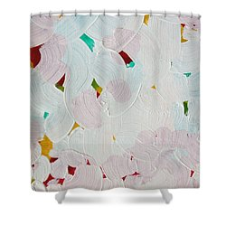 Lucent Entanglement C2013 Shower Curtain