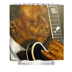 Lucille Shower Curtain