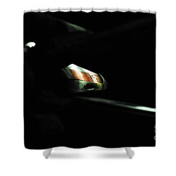 Luke's X Wing Fighter Shower Curtain by Micah May
