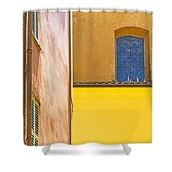 Luminance Shower Curtain by Keith Armstrong