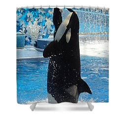 Shower Curtain featuring the photograph Lump In The Throat Time by David Nicholls