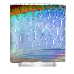 Lure Close 1 Shower Curtain