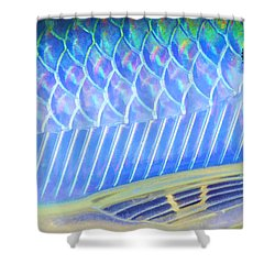 Lure Close 3 Shower Curtain