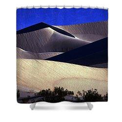 M E S Q U I T E D  Shower Curtain