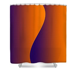 M1 Shower Curtain