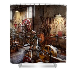Machinist - A Room Full Of Memories  Shower Curtain
