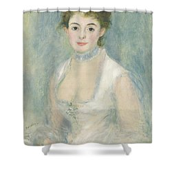 Madame Henriot Shower Curtain