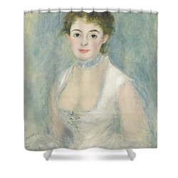 Madame Henriot Shower Curtain