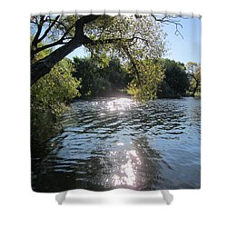 Made In Sweden Shower Curtain
