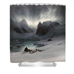 Magdalena Bay Shower Curtain