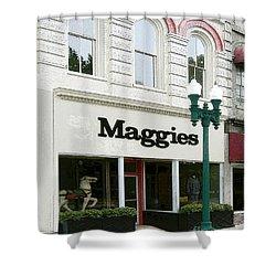 Maggie's Shower Curtain