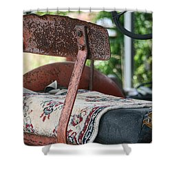 Magic Carpet Ride Southern Style Shower Curtain by Kathy Clark