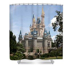 Magic In The Sunshine Shower Curtain