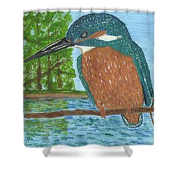 Magic Moments Shower Curtain