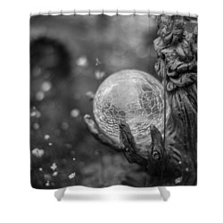 Magical Orb Shower Curtain
