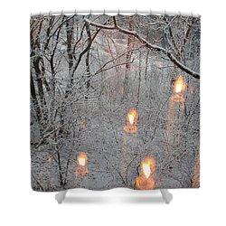 Magical Prospect Shower Curtain