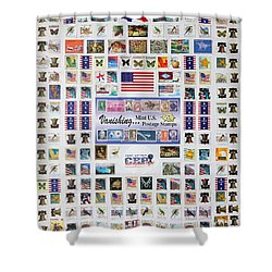 Shower Curtain featuring the photograph Magnificent Collections by Lorna Maza