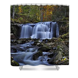 Magnificent Waterfall Shower Curtain