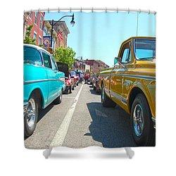 Main Street Classics Shower Curtain