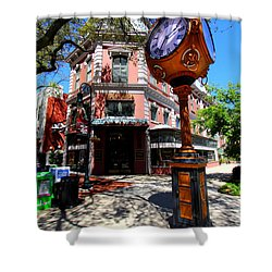 Main Street Columbia Shower Curtain