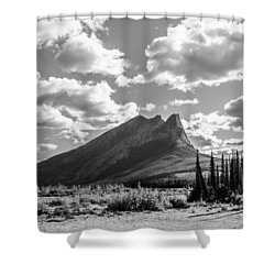 Majestic Drive Shower Curtain by Chad Dutson