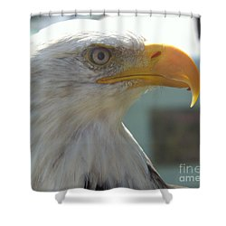 Majestic Icon Shower Curtain